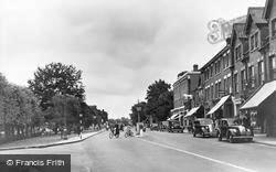 High Street c.1955, Harpenden