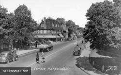 High Street c.1960, Harpenden