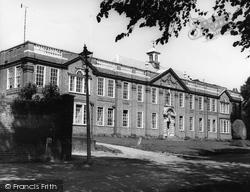 Harpenden, Rothamsted Agricultural Experimental Station c.1960