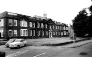 Harpenden, Rothamsted Research Station c1965