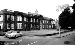 Harpenden, Rothamsted Research Station c.1965