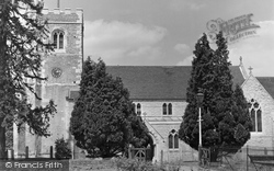 Harpenden, St Nicholas Church 1961