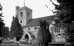 Harpenden, St Nicholas Church c.1945