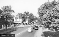 Harpenden, The High Street c.1960
