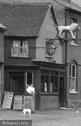 Harpenden, The Inn 1897