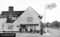 Harpenden, The Old Cock Inn c.1960