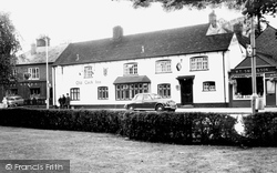 Harpenden, The Old Cock Inn c.1965