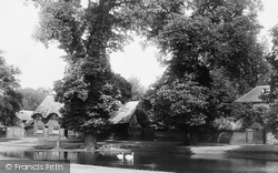 Harpenden, Village Pond 1897