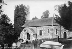 Church Of St Gregory The Great 1906, Harpford
