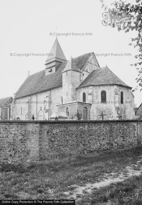 Photo of Harquency, The Church 1964