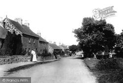 Harrietfield, The Village 1899