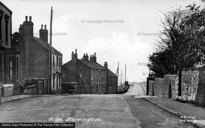 Photo of Harrington, High Harrington c.1955