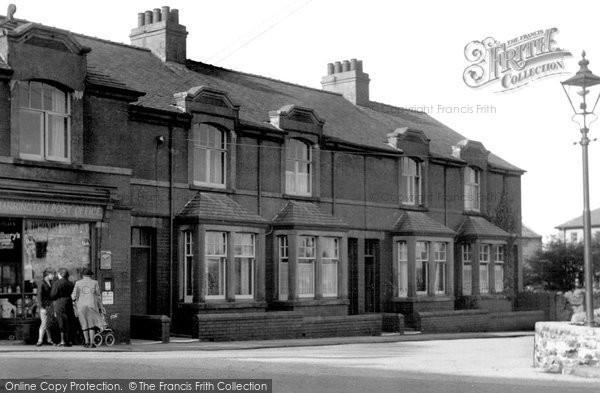 Photo of Harrington, Post Office c.1955