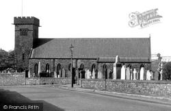 Harrington, St Mary's Church c.1955