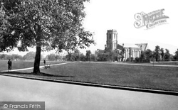 Harrogate, Christ Church 1938