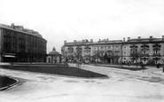 Harrogate, Crown Hotel 1891