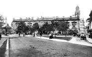Harrogate, Crown Hotel 1902