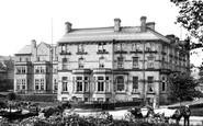 Harrogate, George Hotel 1902
