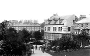 Harrogate, Grand Hotel 1902