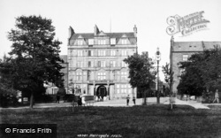 Harrogate, Hotel Alexandra 1902