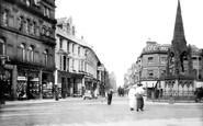 Harrogate, James Street 1914