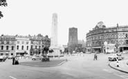 Harrogate, Main Square c.1965