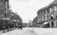 Harrogate, Parliament Street 1902
