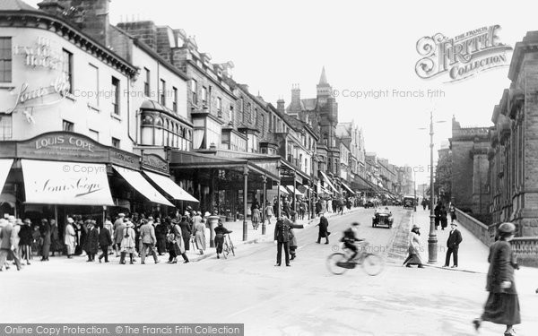 Photo of Harrogate, Parliament Street 1923, ref. 74570