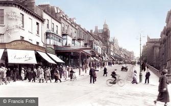 Harrogate, Parliament Street 1923