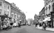 Harrogate, Parliament Street 1953