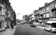 Harrogate, Parliament Street 1964