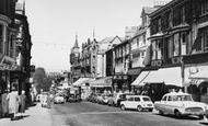 Harrogate, Parliament Street c.1960