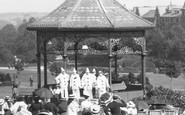 Harrogate, Pierrots, Valley Gardens 1907