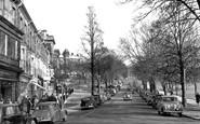Harrogate, Prospect Hill c.1955