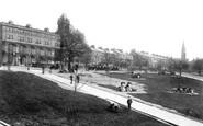 Harrogate, Prospect Hotel 1891
