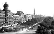Harrogate, Prospect Hotel 1907