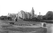 Harrogate, Royal Bath Hospital 1892
