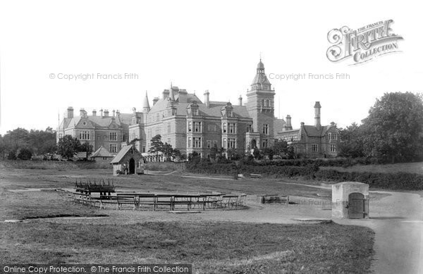 Harrogate, Royal Bath Hospital 1892