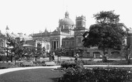 Harrogate, Royal Baths 1902