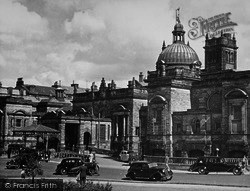 Harrogate, Royal Baths c.1950