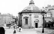 Harrogate, Royal Pump Room 1907