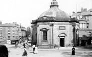 Harrogate, Royal Pump Room 1907