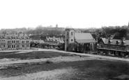 Harrogate, St Mary's Church 1891