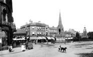Harrogate, Station Square 1902