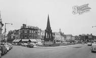 Harrogate, Station Square c.1965