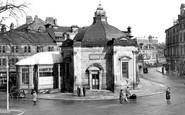 Harrogate, The Pump Room c.1955