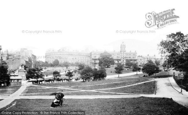 Photo of Harrogate, The Stray 1888
