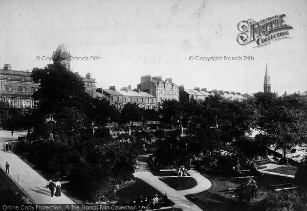Photo of Harrogate, The Stray 1902