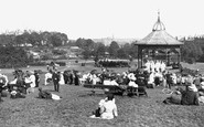 Harrogate, Valley Gardens 1907