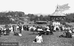 Read the 'Victorian Bandstands' Blog Feature